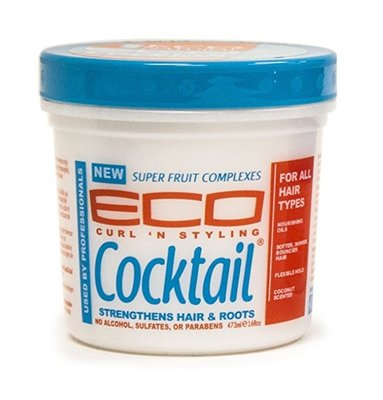 ECO Natural Cocktail Super Fruit Curl Complex 473ml