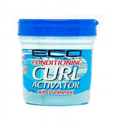 Eco Natural Conditioning Curl Activor with Aloe Vera & Panthenol 473ml