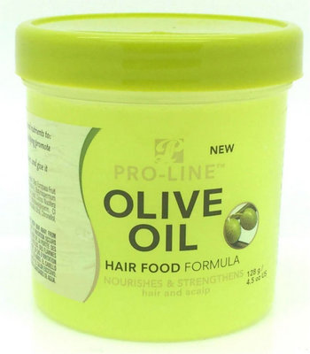 Pro-Line Olive Oil Hair Food Formula 128g