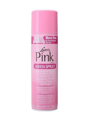 Luster's Pink Sheen Spray 366ml