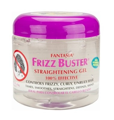 Fantasia Frizz Buster Straightening Gel 100% Effective 454g