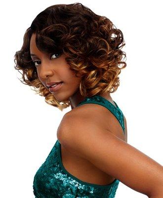 Sensationnel Premium Too Shorty Romance Curl 3pcs of 9 inch