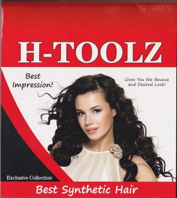 H-Toolz Best Impression Jumbo Braid ca. 63cm