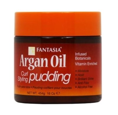 Fantasia IC Argan Oil Curl Styling Pudding 454g