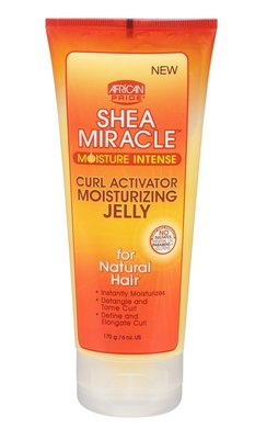 African Pride Shea Butter Miracle Curl Definer Jelly 177ml