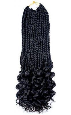 Senegal Twist Curly Goddess 18 inch