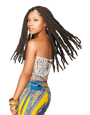 Sensationnel African Collection Reggae Braid 34 inch