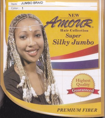 Amour Hair Collection Super Silky Jumbo ca. 63 cm