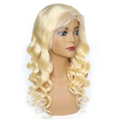Brazilian Remy Loose Wave Lace Front Wig
