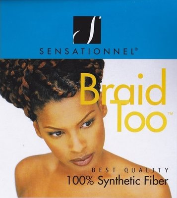 Sensationnel Braid Too Super Jumbo Braid ca. 63 cm