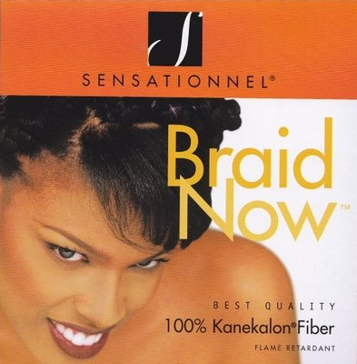 Sensationnel Braid Now Color Braid ca. 63 cm