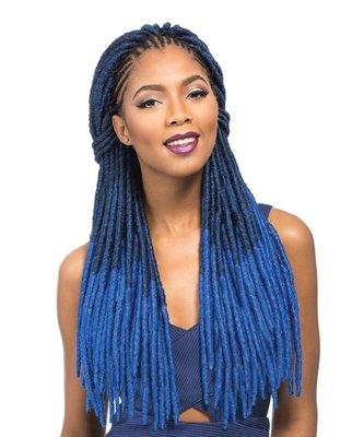 Sensationnel African Collection Faux Locks 20 inch