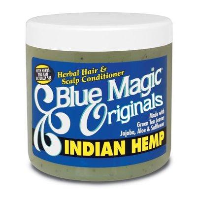 Blue Magic Originals Indian Hemp Hair & Scalp Conditioner 340g