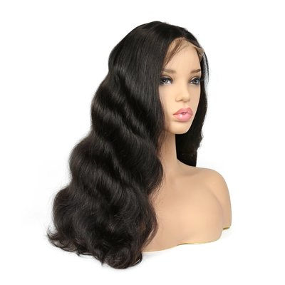 Brazilian Remy Body Wave Lace Front Wig