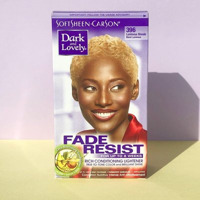 SoftSheen Carson Dark and Lovely Fade Resist Rich Conditioning Color
