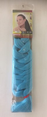 American Collection Original Quality Ultra Braid 82 inch