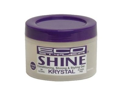 Eco Styler Shine Conditioning Shining Styling Gel Krystal 89 ml