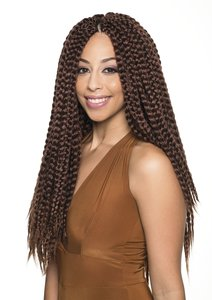 Sleek Fashion Idol Express Crochet Mambo Box Braid 20 inch