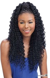 Freetress Braid Aruba Curl Braid 20 inch