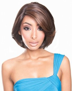 Mane Concept Brown Sugar Soft Swiss Lace Front Wig BS210
