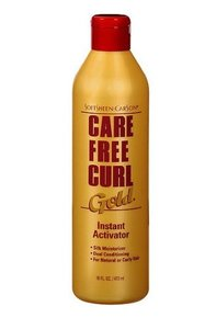 SoftSheen Carson Care Free Curl Gold Instant Activator 473ml