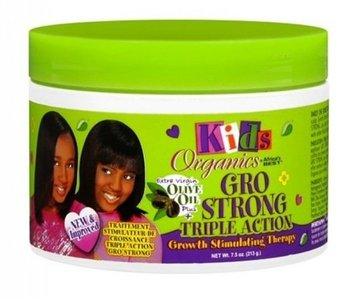Africa's Best Kids Organics Gro Strong Triple Action Growth Stimulating Therapy 144g
