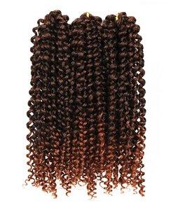 Savanna Jerry Curl 3X Braid DREAM HAIR 10 inch
