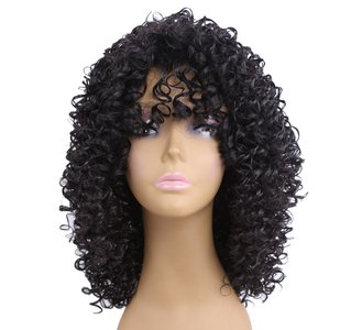 Afro Kinky Curly Wig 22 inch
