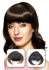 Sleek Hair Couture Luxury Front Fringe
