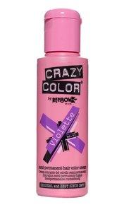 Crazy Color - semi-permanent hair color cream 100ml