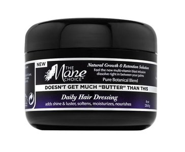 """The Mane Choice Doesn't Get Much """"BUTTER"""" Than This Daily Hair Dressing 226.8g"""