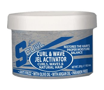 Luster's S-Curl Curl & Wave Jel Activator 297g