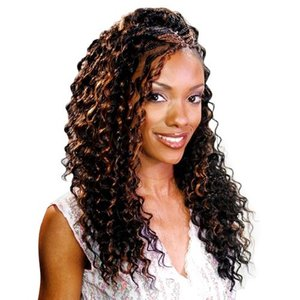 FreeTress Braid Deep Twist Bulk 22 inch