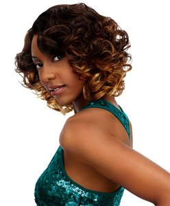 Sensationnel Premium Too Shorty Romance Curl 3pcs of 9 inch