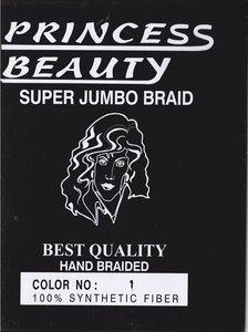 Princess Beauty Super Jumbo Braid ca. 63 cm
