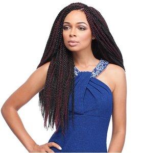 Sensationnel African Collection Senegal Twist 40 inch
