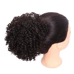 Curly Chignon 8 inch