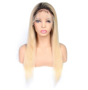Brazilian Remy Straight Lace Front Wig