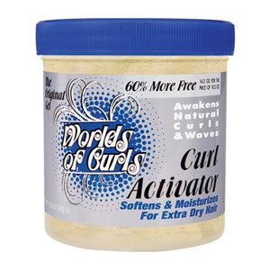 Worlds Of Curls Curl Activator 459 g