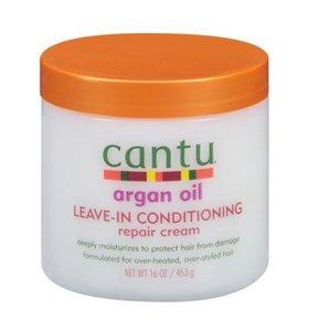 Cantu Argan Oil Leave-In Conditioning Repair Cream 453g