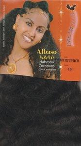 Dream Hair Albaso ca. 76 cm