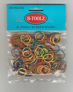 H-Toolz Rubber Bands